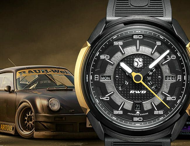 Can't Afford a Porsche 911? These Watches Are the Next-Best Thing