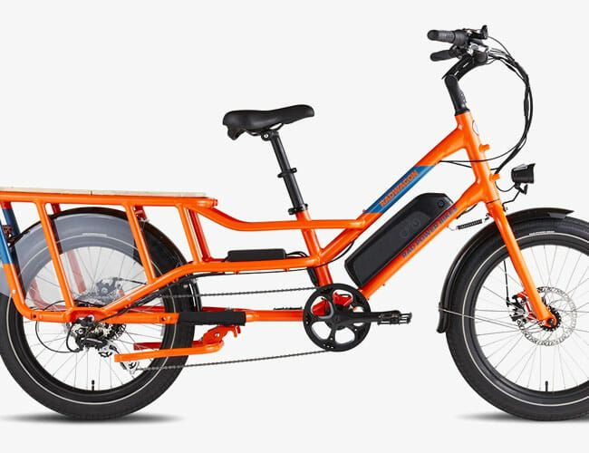 This Loaded New E-Cargo Bike Is Surprisingly Affordable