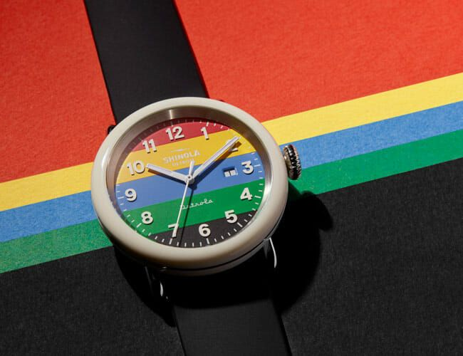 This New Watch Was Re-Conceived in Response to the Public Health Crisis