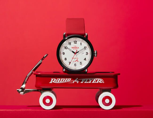 Relive Your Childhood with Shinola's Affordable, Summer-Ready Watch