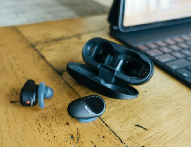 Sony's New Noise-Canceling Buds Sound Great and Can Take a Real Beating