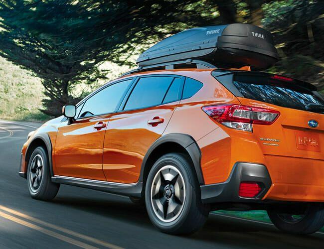 The Subaru Crosstrek's New Engine Isn't Just More Powerful — It's Super Fuel-Efficient, Too