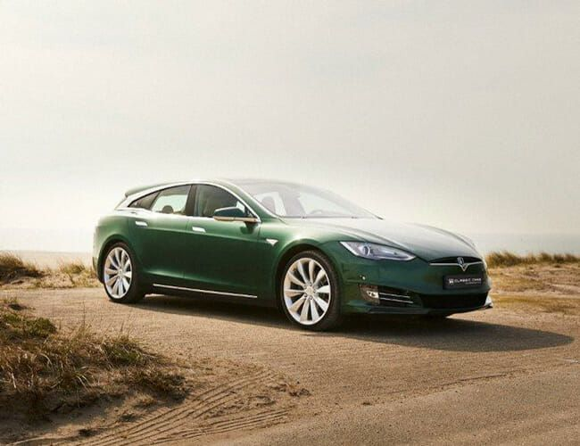 This Tesla Is So Rare, Even Elon Musk Doesn't Have It. But You Could