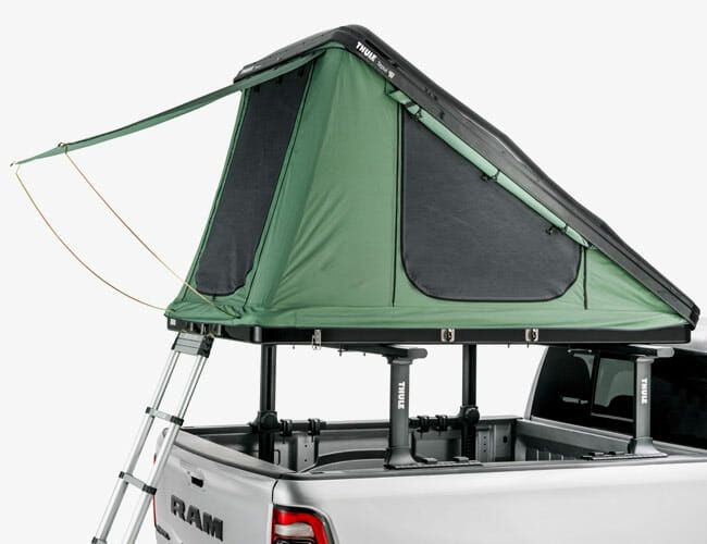Thule's New Rooftop Tent Isn't Just a Rooftop Tent. It's So Much More