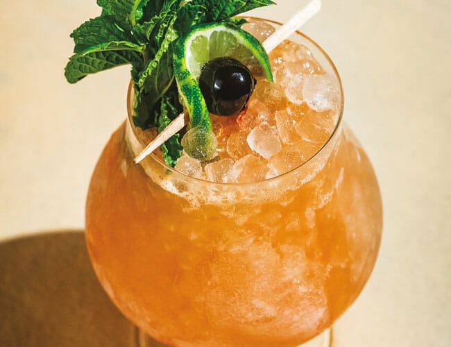 A Trio of Easy Tiki Cocktails to Make All Weekend Long