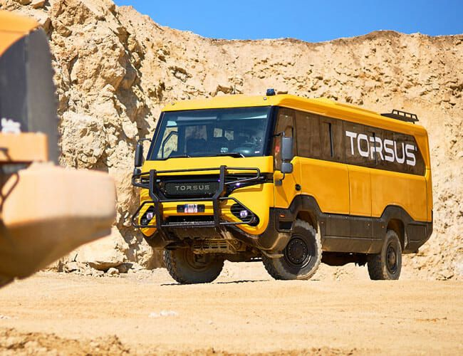 Want to Build the Ultimate Overlanding RV? Start With This Award-Winning Off-Road Bus