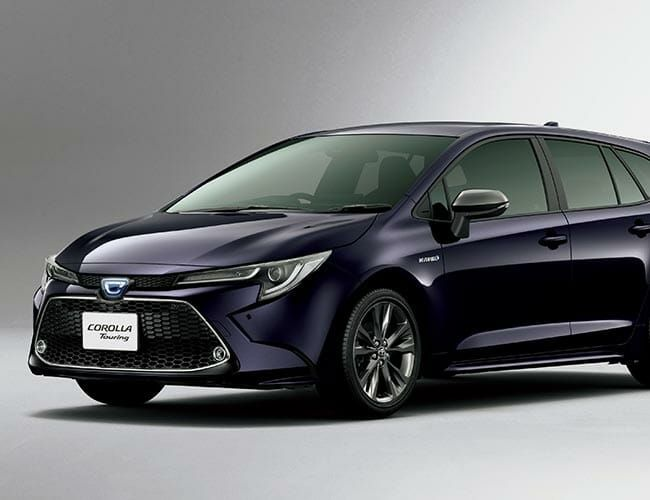 Is This Cool-Looking Toyota Wagon Coming to America Soon?