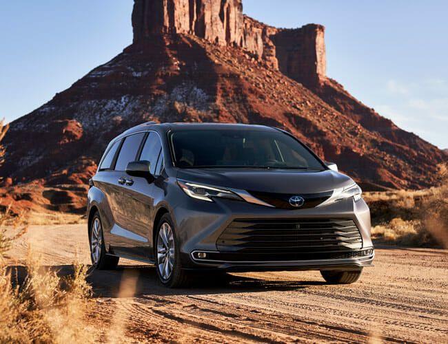 Toyota's Coolest New Car Is, Believe It or Not, a Minivan