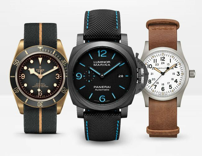 10 Great Watches to Wear This Summer