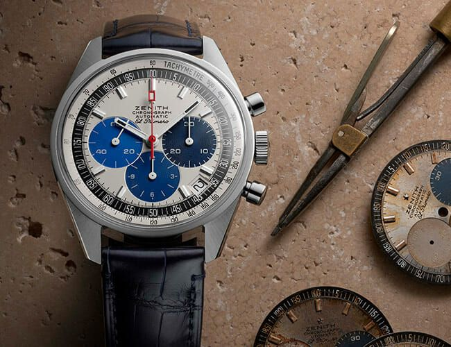 Do You Love Vintage Chronograph Watches? Then You're Gonna Love This