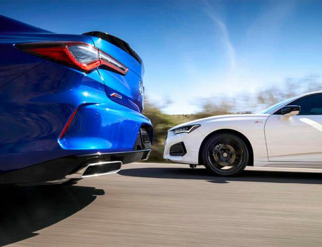 Acura's New Sport Sedan Is Almost a Cheaper, 4-Door NSX
