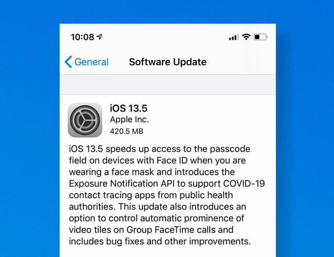 Wearing a Mask? Apple Just Made Unlocking Your iPhone Way Faster