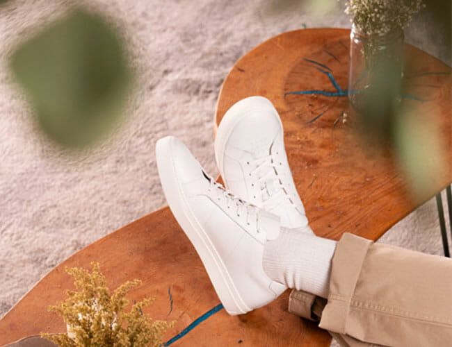 12 White Sneakers to Wear All Summer Long