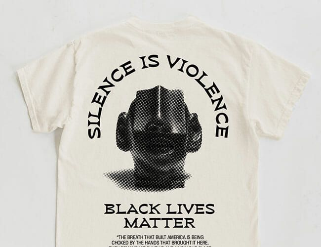 The Dopest Tee to Release This Week Is Also Donating to a Good Cause