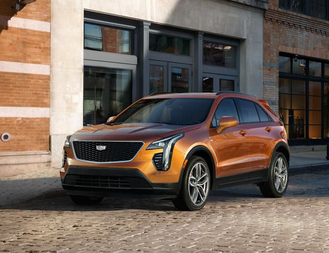 The 2020 Cadillac XT4 Is Almost a Baby Escalade (At Least, in Looks)