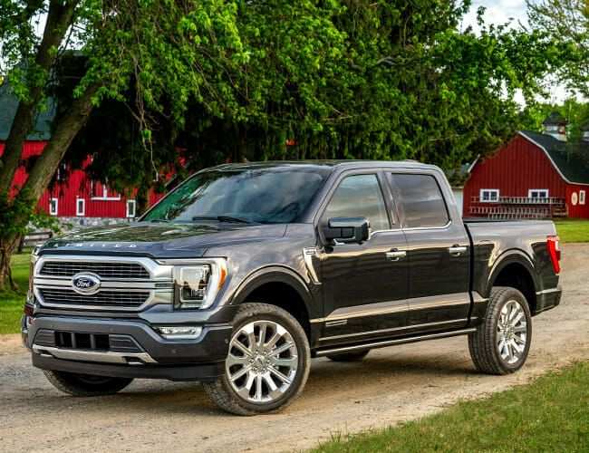 The New Ford F-150 Has Arrived. Here's Everything You Need to Know
