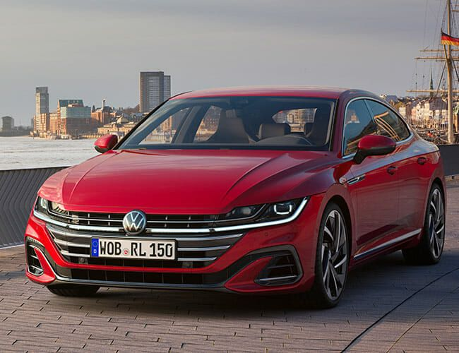 VW Hopes You'll Fall in Love With Its Sexy New Sedan
