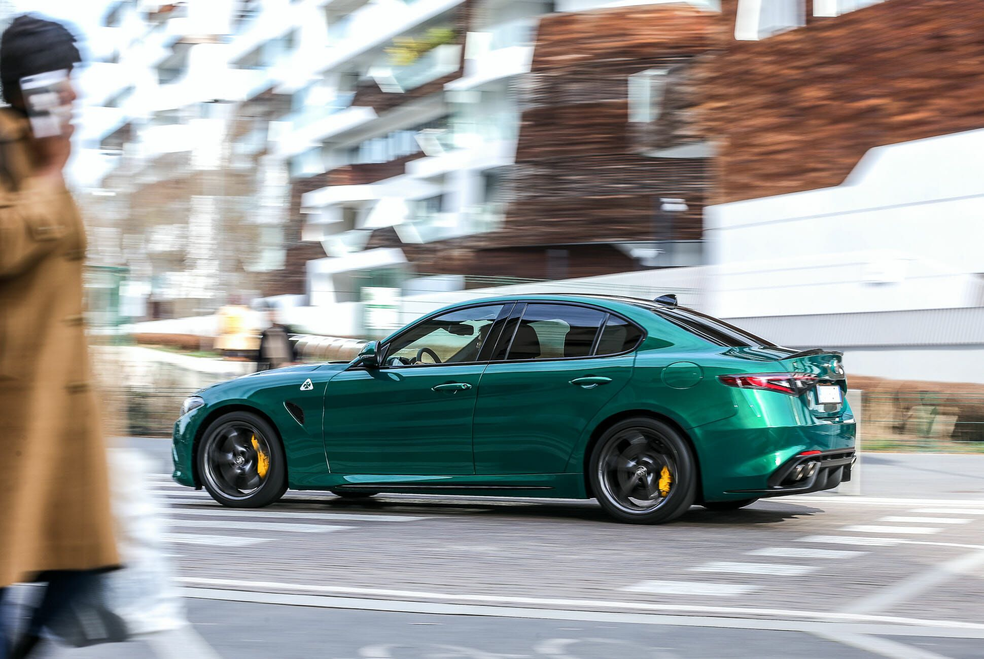 The 2020 Alfa Romeo Giulia Quadrifoglio Review