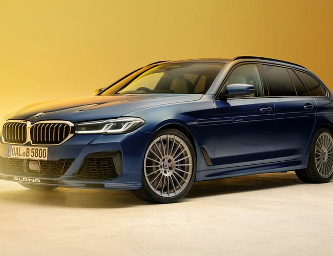 BMW's Coolest New Car Isn't Coming to America