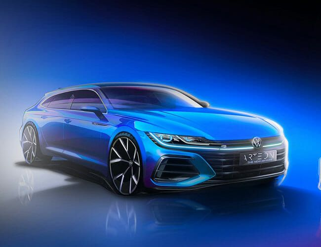 VW's Sexiest New Wagon Isn't Coming to America