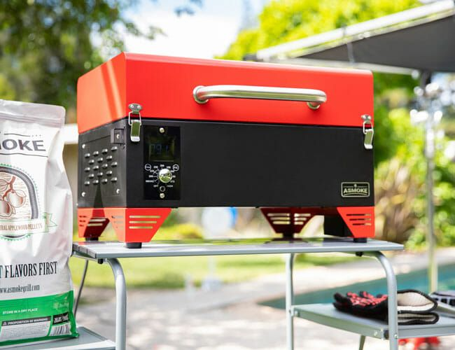 A Cheap, Tiny and Affordable Grill Is Exploding on Indiegogo Right Now