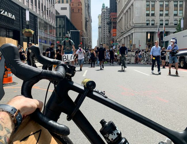 Your Bike Can Play a Critical Role in Protests — Here's How
