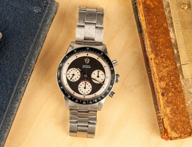 You Can Bid On Fresh-to-Market Vintage Rolex Sports Watches Right Now