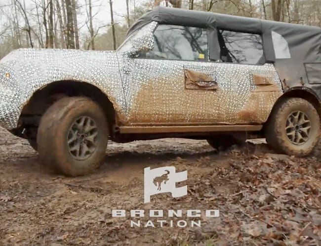 The Ford Bronco Has a Trick Up Its Sleeve the Jeep Wrangler Lacks