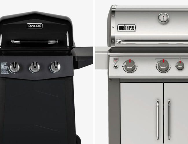 What's the Difference Between a $100 and $1,000 Gas Grill?