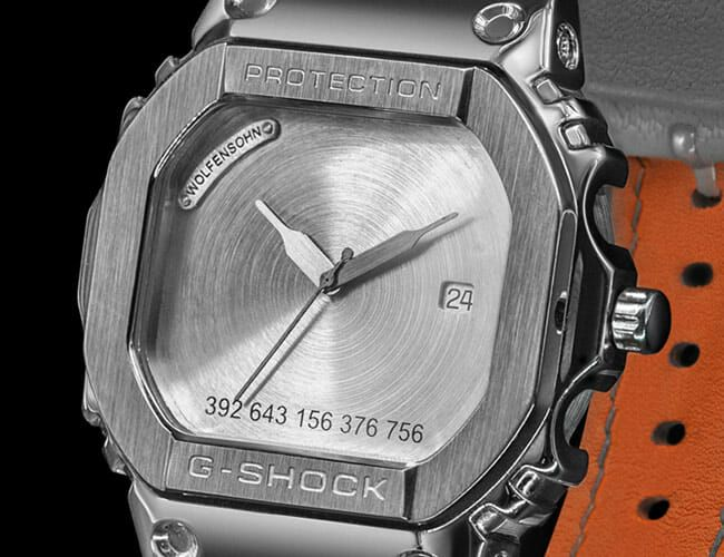 You Won't Believe What Someone's Done To These Humble G-Shock Watches
