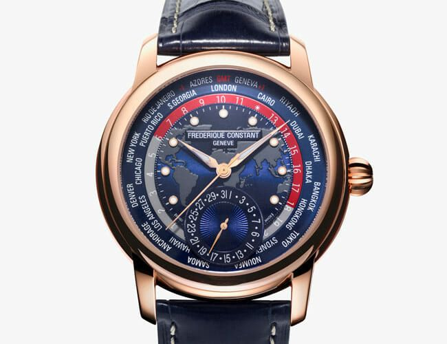 This High-End Traveller's Watch Costs a Fraction of Its Competition's Prices