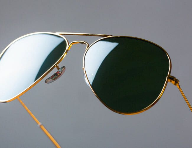 Why Do Aviator Sunglasses Usually Come With Green Lenses? We Found Out