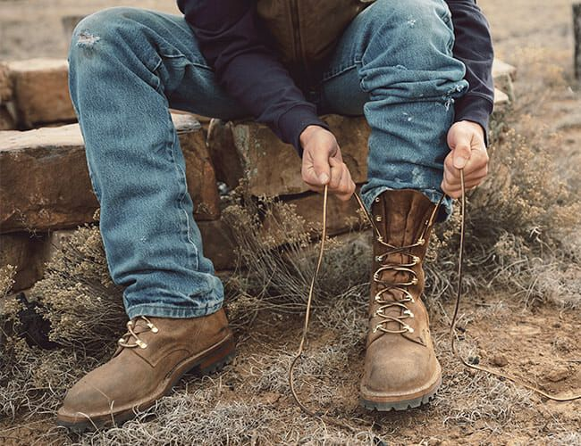 Two Historic Northwestern Brands Just Made the Ultimate Outdoor Boots
