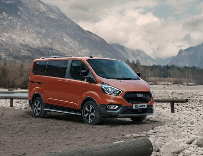 Ford's New Transit Trail Is As Close As You Can Get to a Raptor Camper Van