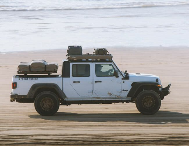 The Jeep Gladiator Gets Even More Capable With This New Roof Rack