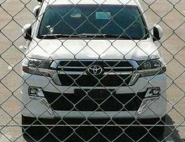 This Picture Could Be Bad News for Anyone Waiting for the All-New Toyota Land Cruiser (Updated)