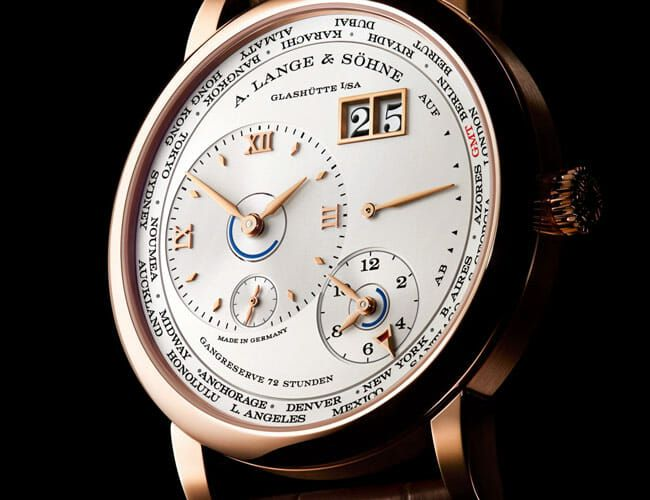 Is This the Most Elegant Travel Watch Ever Made?