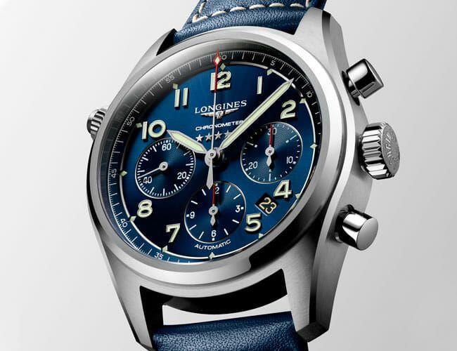 This New Chronograph Honors Legendary Aviators