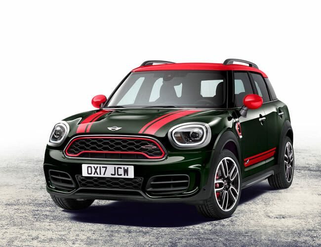 Mini Might Be Building Its Biggest Car Yet. Will Americans Go for It?
