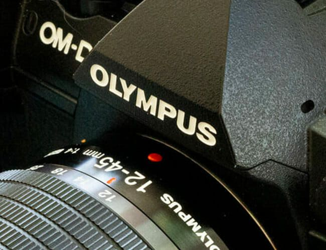 Olympus Is Done With Cameras