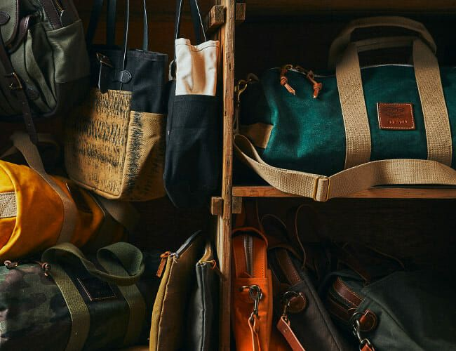 Act Fast: Filson Just Released 24 One-of-a-Kind Bags