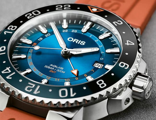 This Colorful New Dive Watch Supports a Worthy Cause