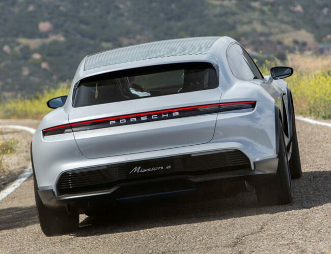 Porsche's Next Electric Car Should Be Unlike Any Yet (And It Could Show Up This Year)