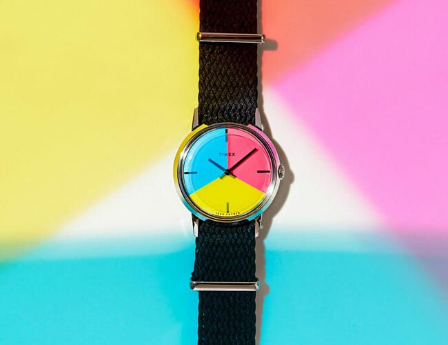5 Colorful Watches to Celebrate Pride Month