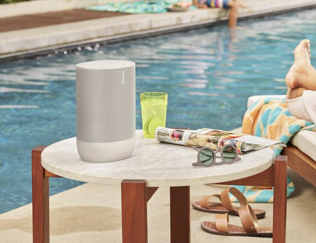 Sonos's Best-in-Class Portable Speaker Just Got Better