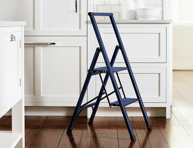 You're Not as Tall as You Think. These 8 Stepladders Will Help You Reach Greater Heights