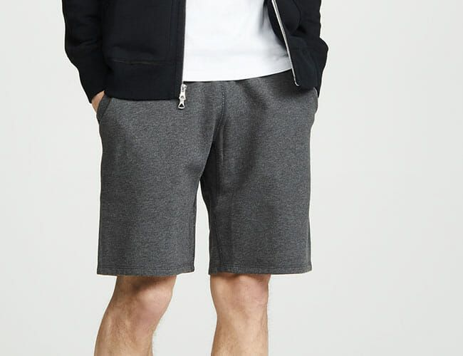 The 10 Best Sweat Shorts to Wear All Summer Long