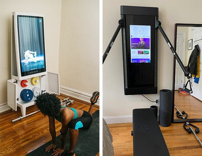 Can New Technology Help You Get Fitter at Home?