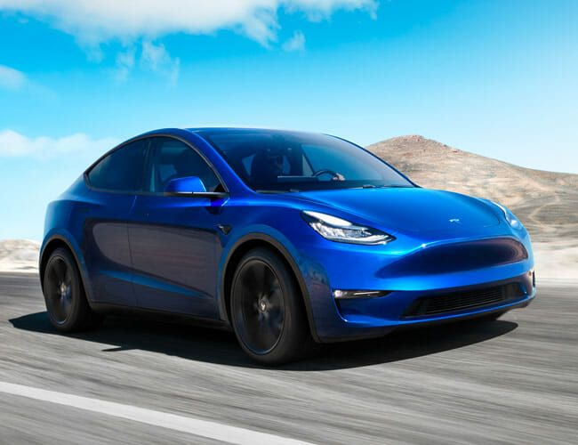 Enter to Win a Tesla Model Y, and Help Give Kids in Need a Brighter Future