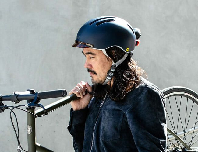 This New Bike Helmet Will Make You Want to Wear a Bike Helmet
